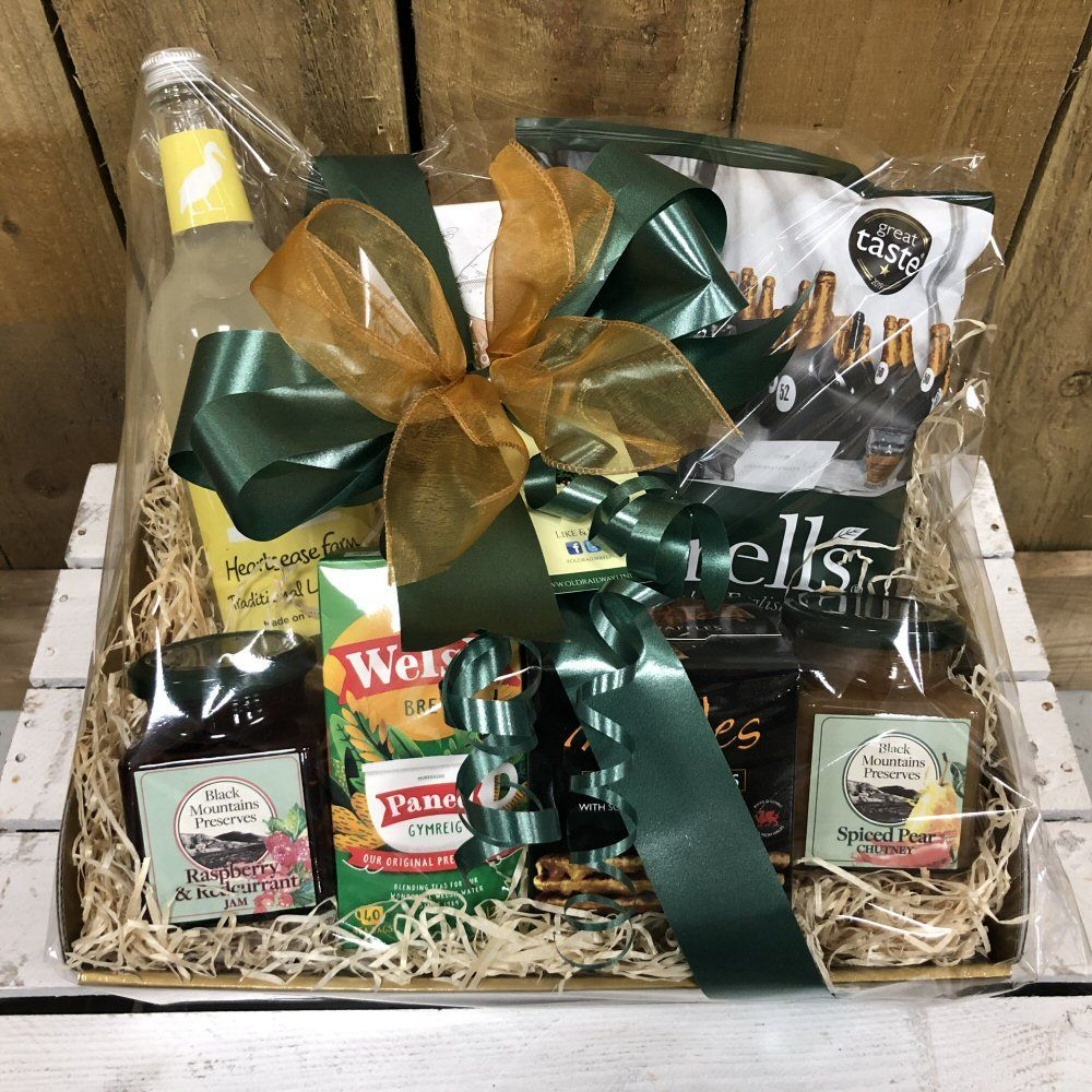 Small Local Produce Gift Hamper