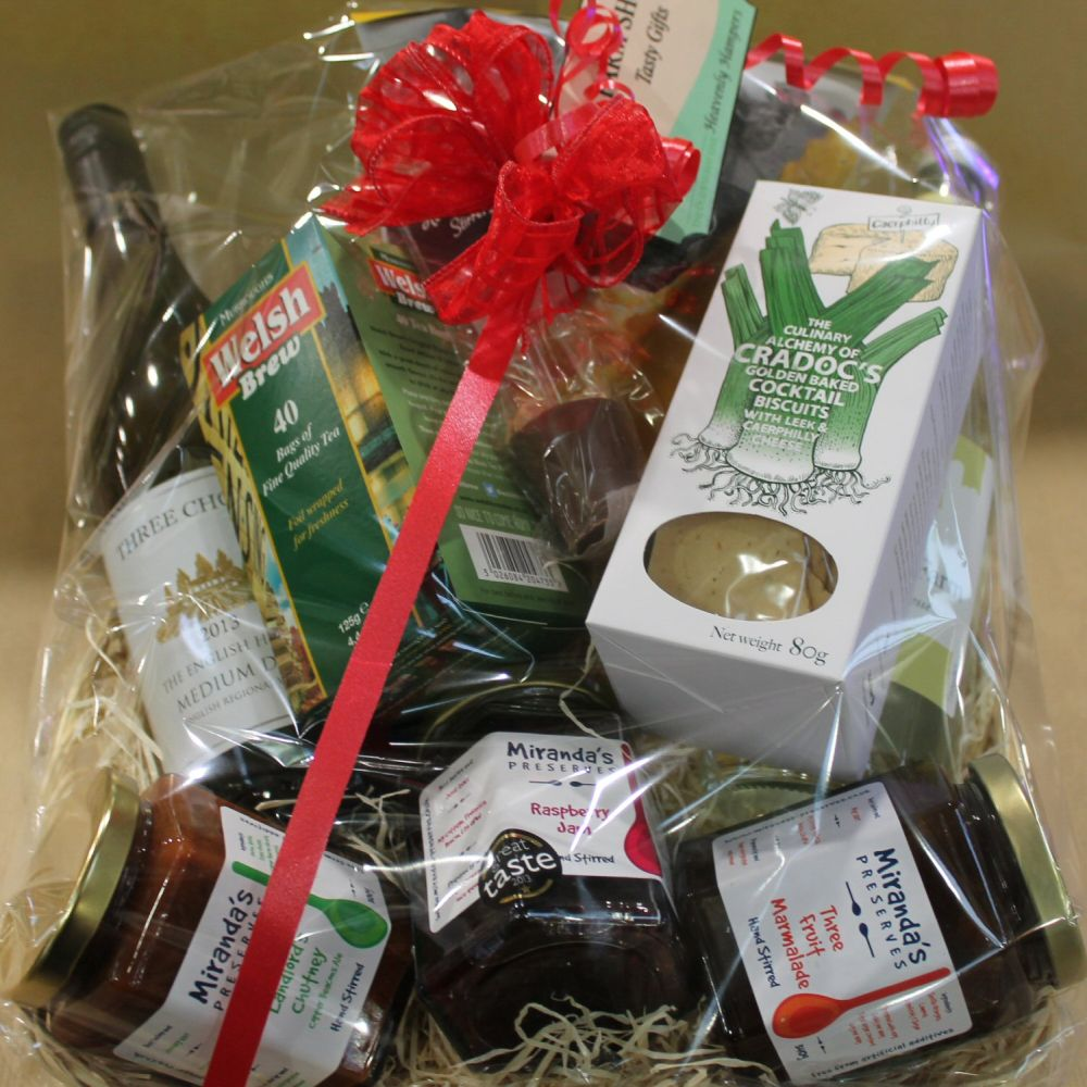 Large Local Produce Gift Hamper