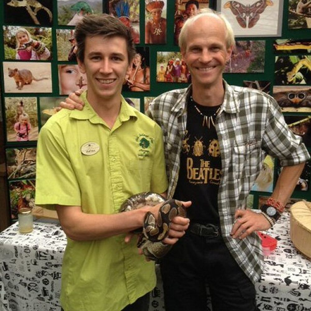 Wild Wednesday 'Rainforest Roadshow' Workshop - 29th May - 10.30am