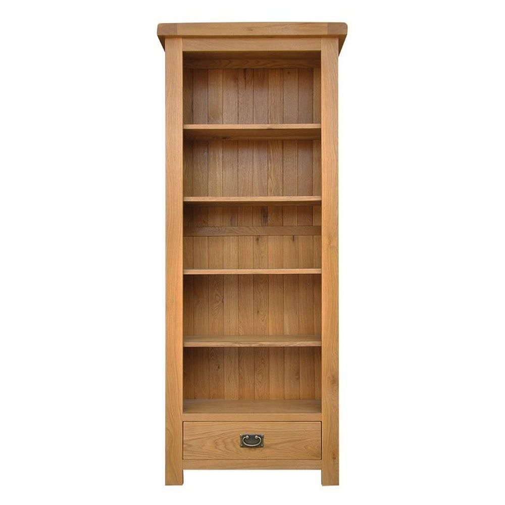 Oak Medium Bookcase
