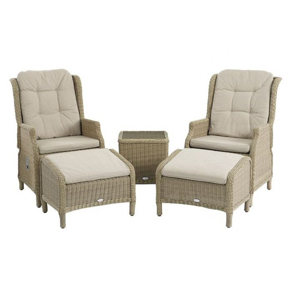 Bramblecrest Oakridge Recliner Set (Glass)