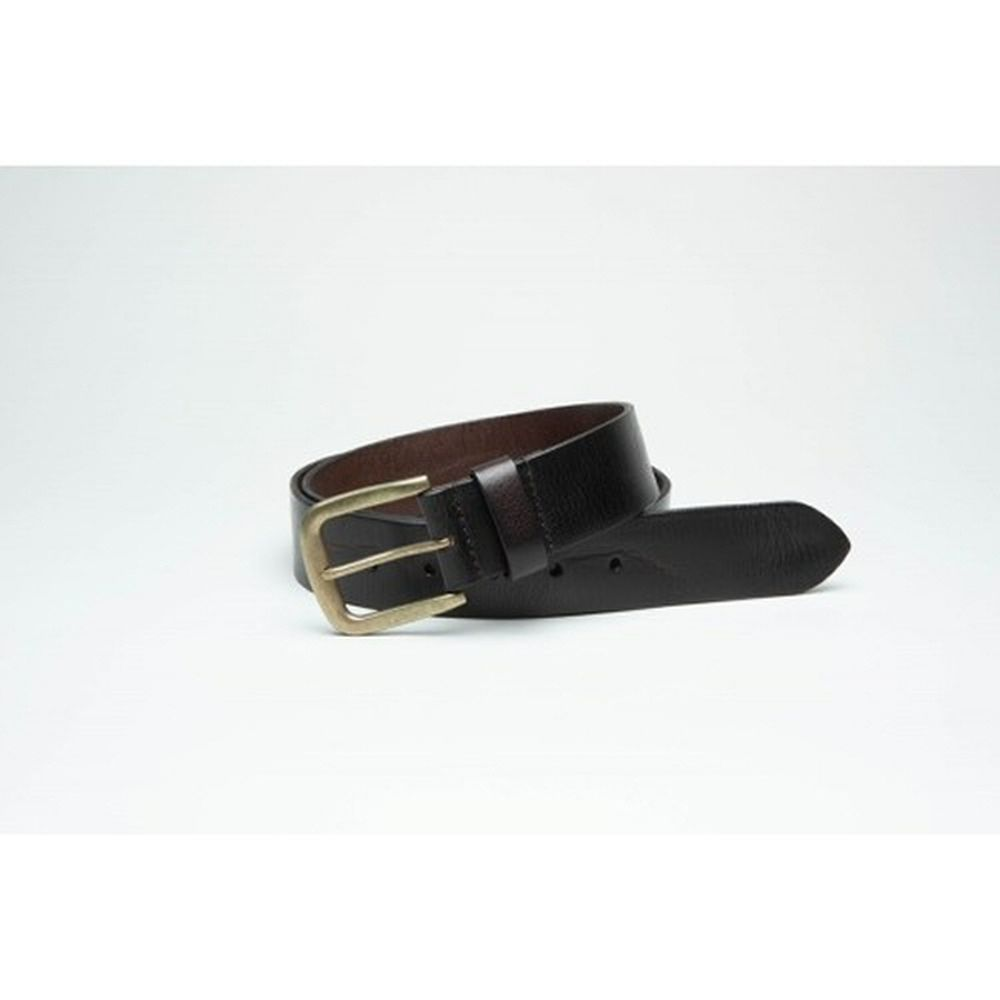 Charles Smith 38mm Casual Leather Belt - Brown