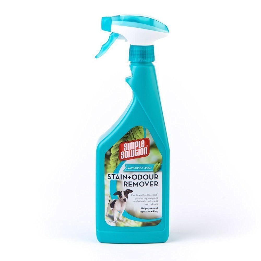 Simple Solution 750ml Rainforest Fresh Stain & Odour Remover