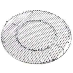 Weber 57cm Replacement Gourmet Hinged Grate - 8835