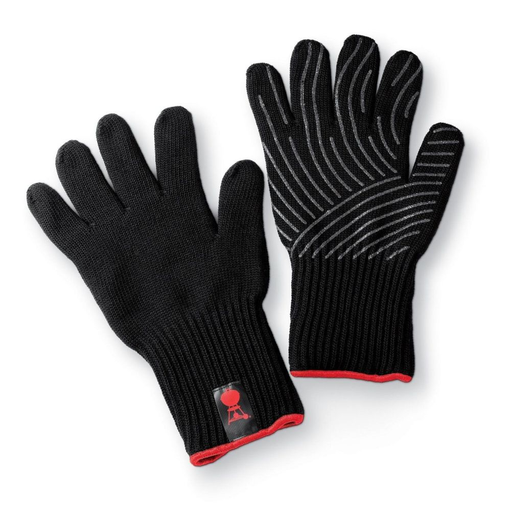 Weber Large/Extra Large Premium Barbecue Glove Set - 6670