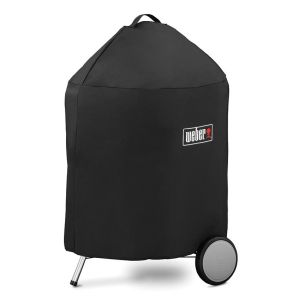 Weber 57cm Kettle Charcoal Barbecue Premium Cover - 7143