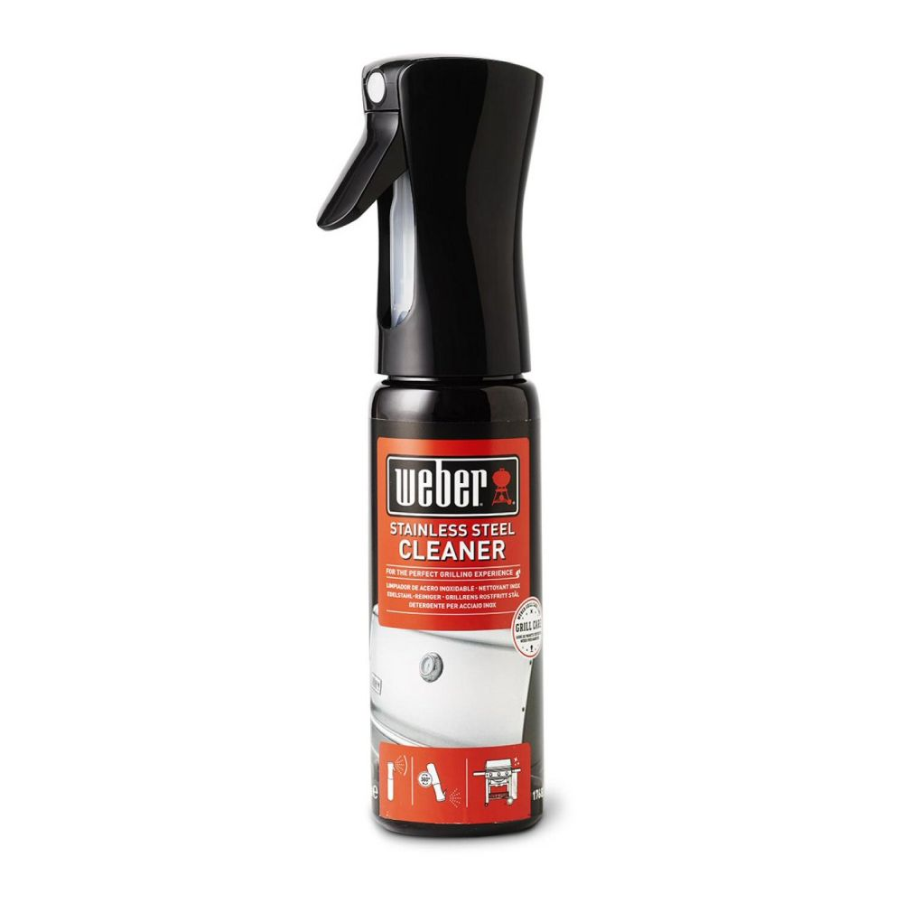 Weber Stainless Steel Cleaner - 17682