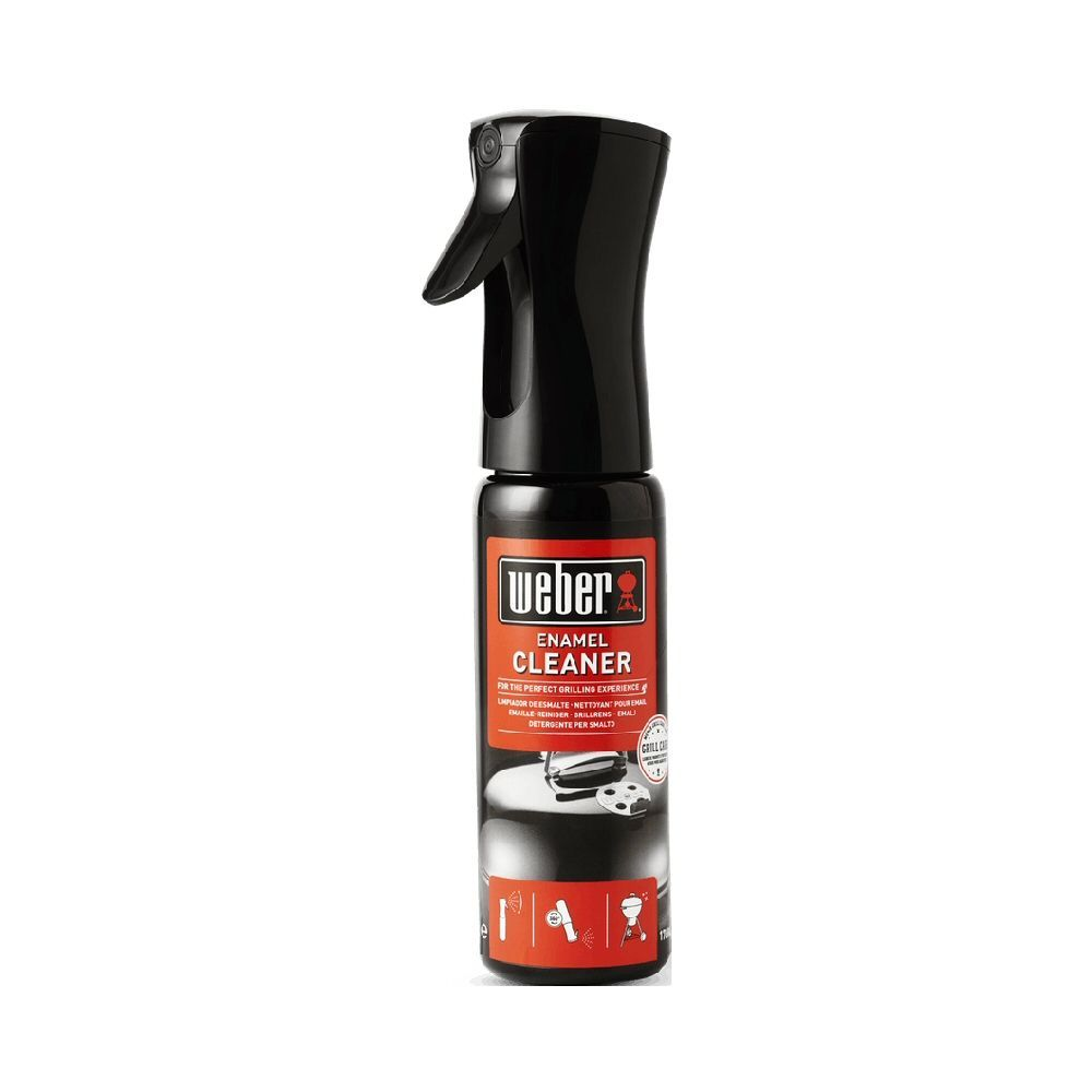 Weber 300ml Enamel Cleaner