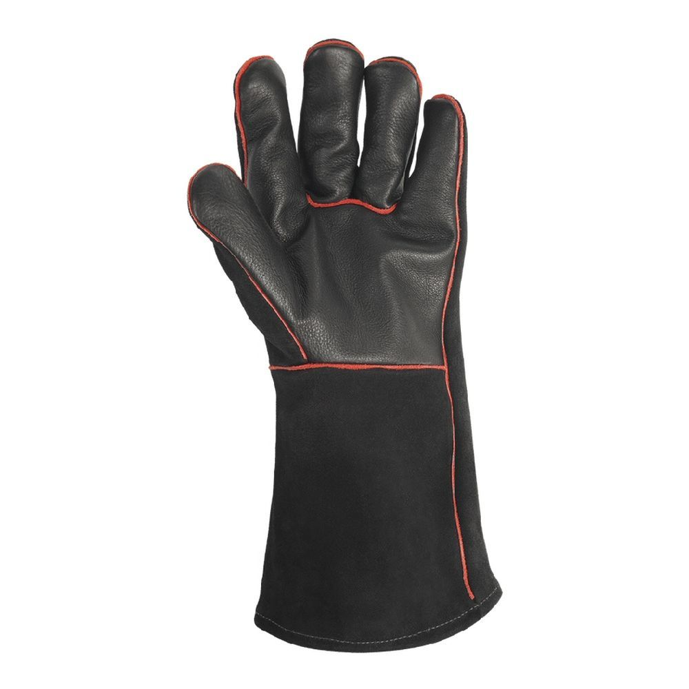 Weber Leather BBQ Gloves
