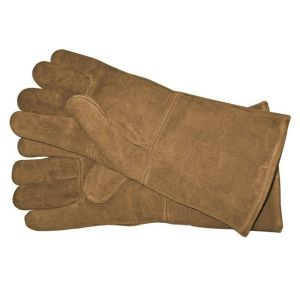 Panacea Leather Hearth Fireplace Gloves - 15331