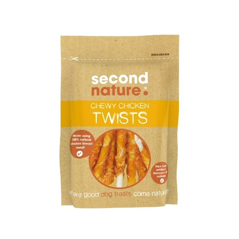 Second Nature Chewy Chicken Twists