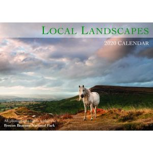 Local Landscapes 2019 Calendar - Photos From Brecon Beacons National P