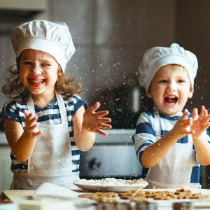 Wild Wednesday 'Budding Bakers' Workshop - 7th August - 10.30am