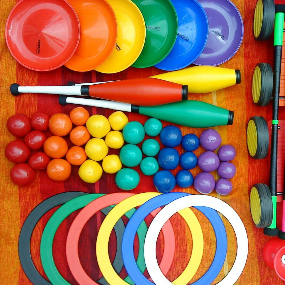 Wild Wednesday 'Circus Skills' Workshop - 21st August - 10.30am