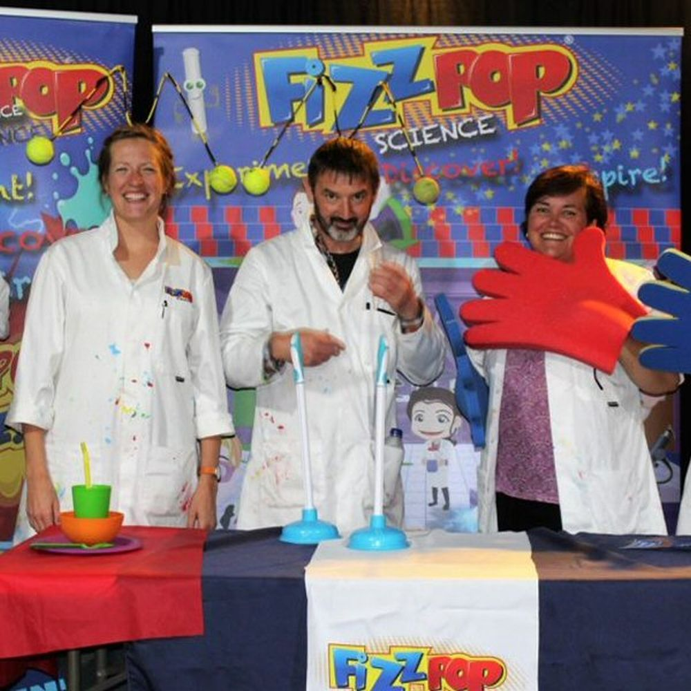 Wild Wednesday 'Crazy Chemists Science Show' - 28th August - 10.30am