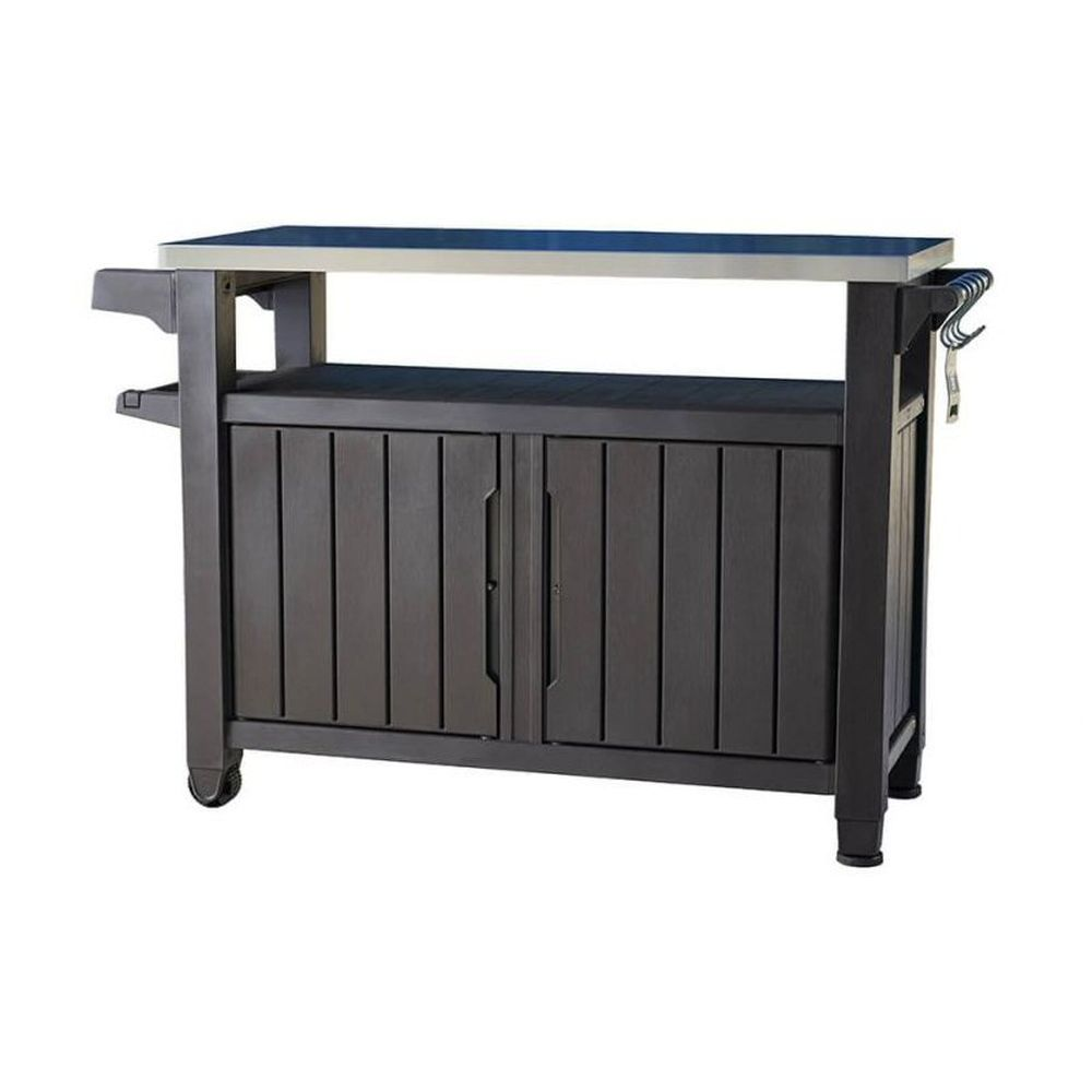 Keter 134cm Unity XL Garden Entertainment Unit