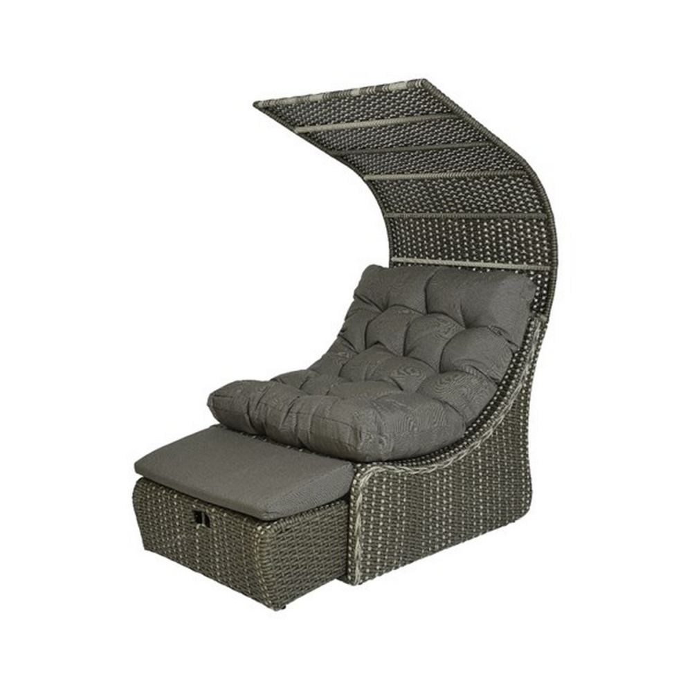Kaemingk 150cm Siesta Daybed Grey - SPECIAL BANK HOLIDAY PRICE