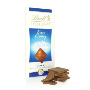 Lindt 100g Excellence Extra Creamy Chocolate Bar