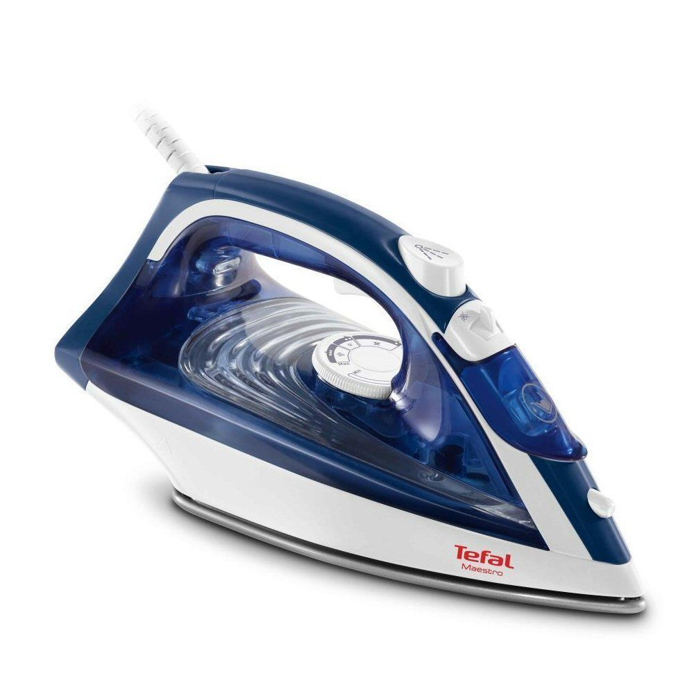 Tefal 2.4kW Maestro Steam Iron - FV1834