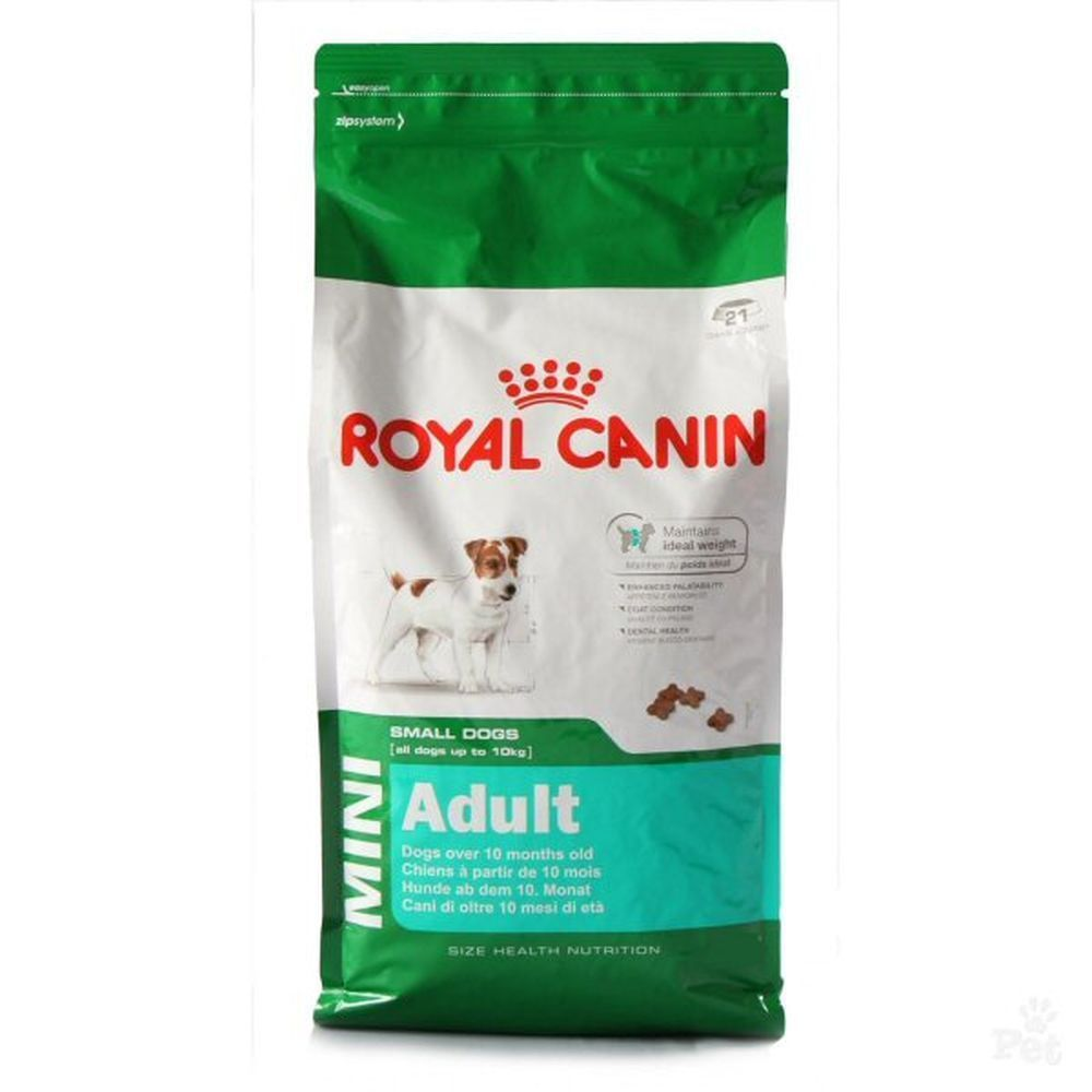 Royal Canin 2kg Mini Adult Dog Food