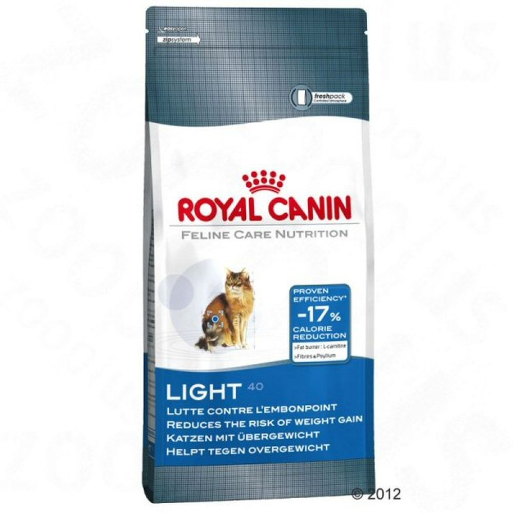 Royal Canin 1.5kg Light 40 Cat Food