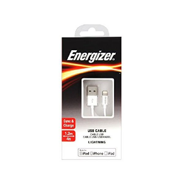 Energizer USB Lightning Cable - Spare Parts - Old Railway