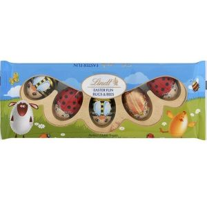 Lindt 50g Bugs & Bees 5 Pack