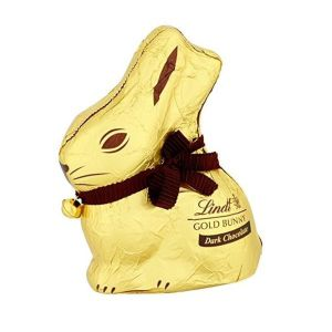 Lindt 200g Gold Dark Chocolate Bunny
