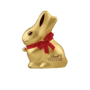 Lindt 200g Milk Chocolate Gold Bunny