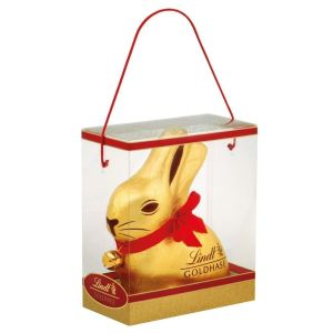 Lindt 1kg Milk Chocolate Gold Bunny