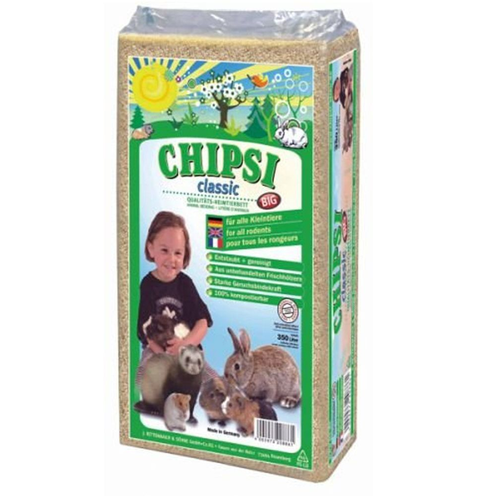 Chipsi 350L Straw For Small Animals