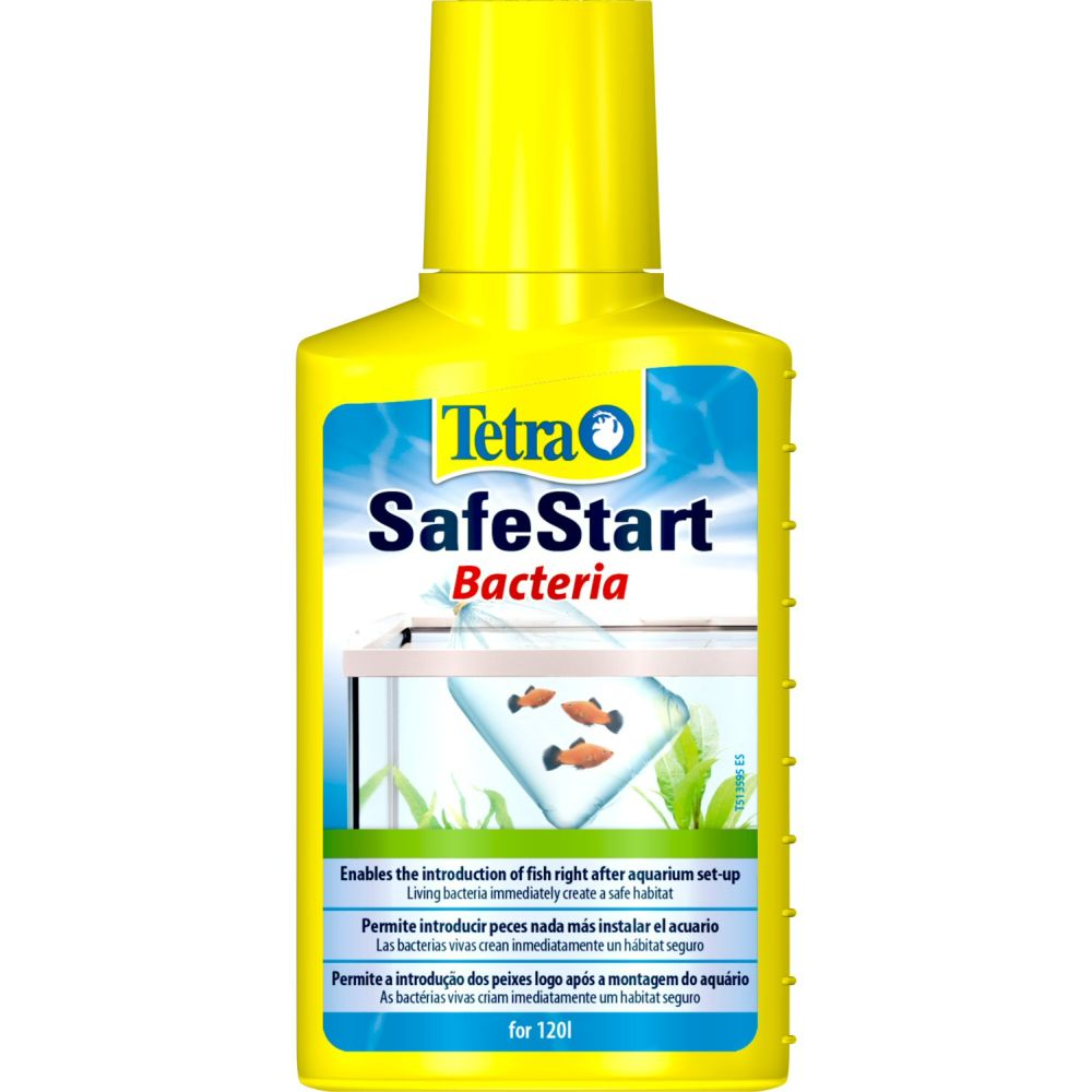 Tetra Aquarium 100ml SafeStart - RC044