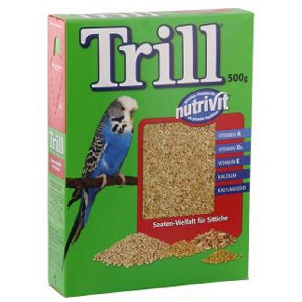 Trill 500g Budgie Seed
