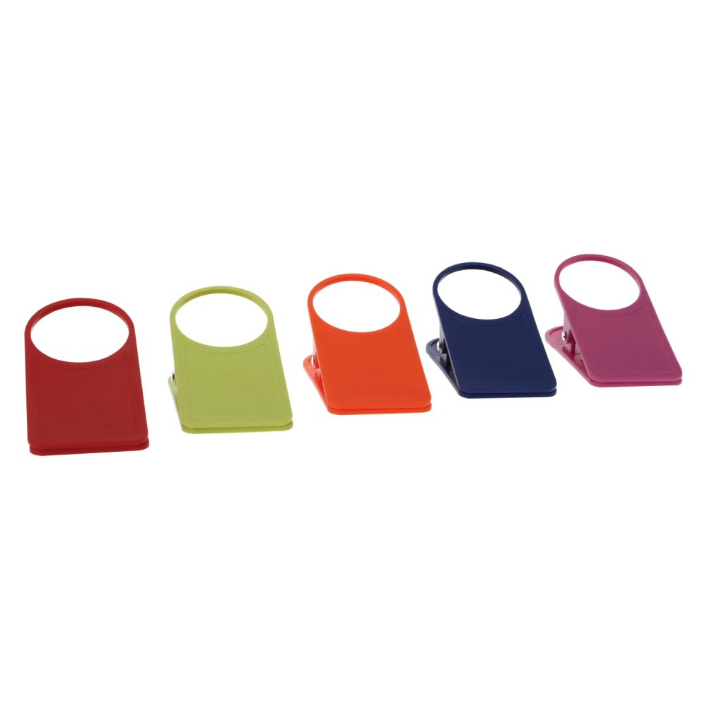 Quest Colourful Table Clip (Assorted Colours)