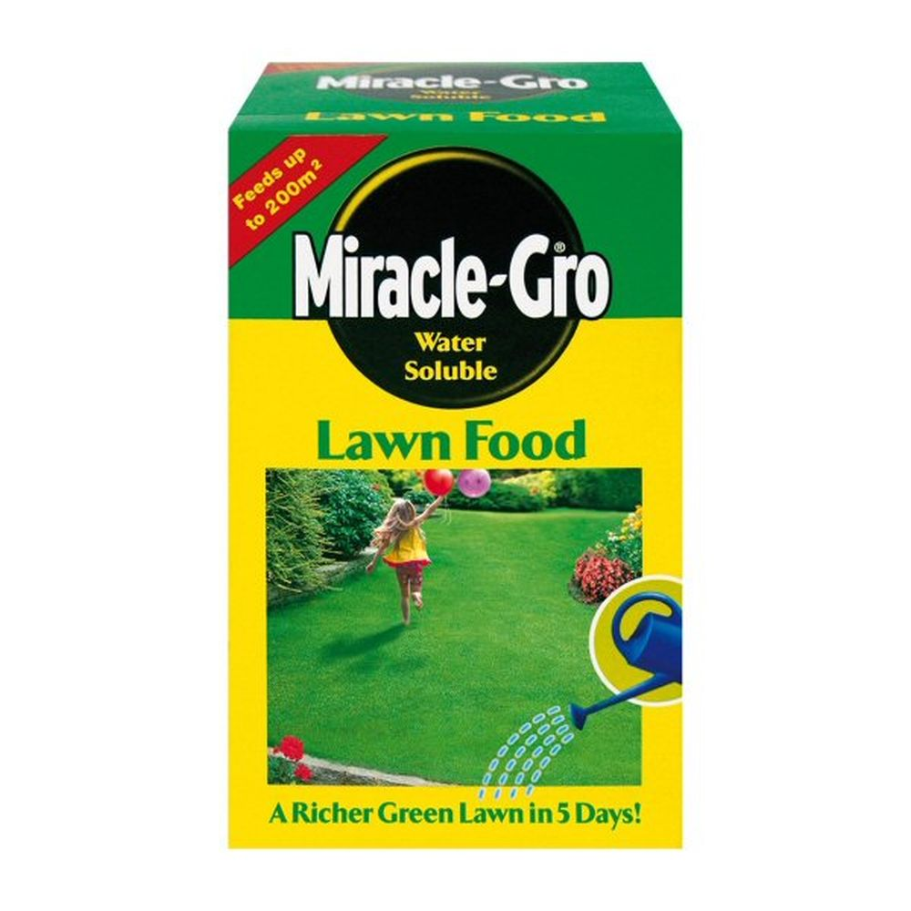 Miracle Gro EverGreen 1kg Water Soluble Lawn Food