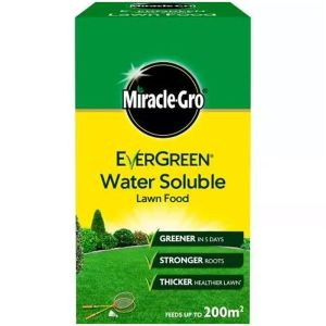 Miracle Gro 1kg Water Soluble Lawn Food