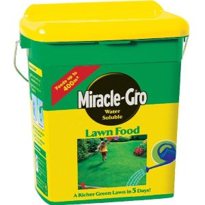 Miracle-Gro 2kg Water Soluble Lawn Food 400sqm - SC0236