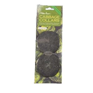 J Arthur Bower's Organic Cabbage Collars (Pack of 30)