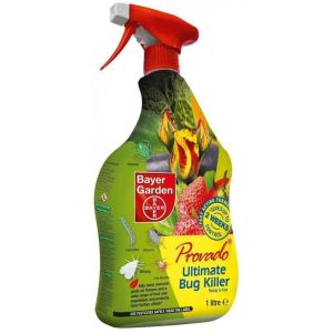 Bayer Garden 1 Litre Ready To Use Provado Ultimate Bug Killer