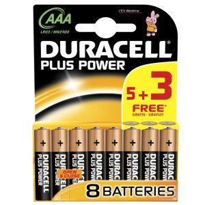 Duracell Size AAA Batteries