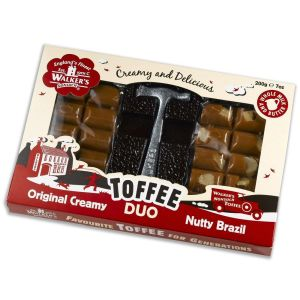 Walkers' Nonsuch 200g Duo Toffee Hammer Pack