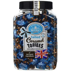 Walker's 1.25kg Salted Caramel Toffee Jar
