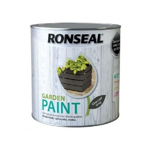 Ronseal 2.5 Litre Charcoal Grey Colour Paint