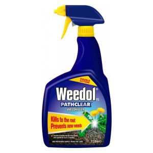 Weedol 1 Litre Pathclear Weedkiller