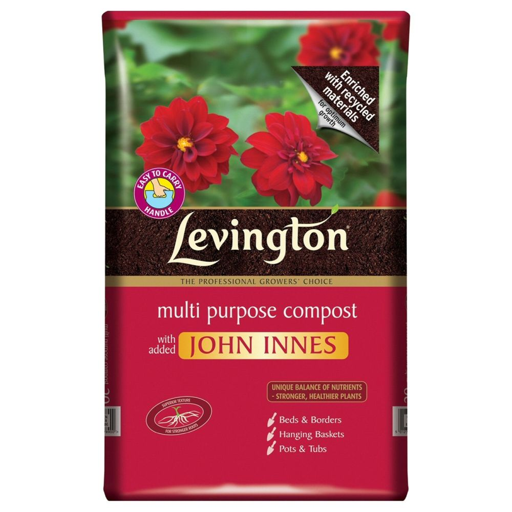 Levington 20 Litre Multi Purpose Compost with added John Innes