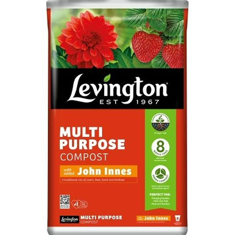 Levington 40 Litre Multi Purpose Compost with added John Innes