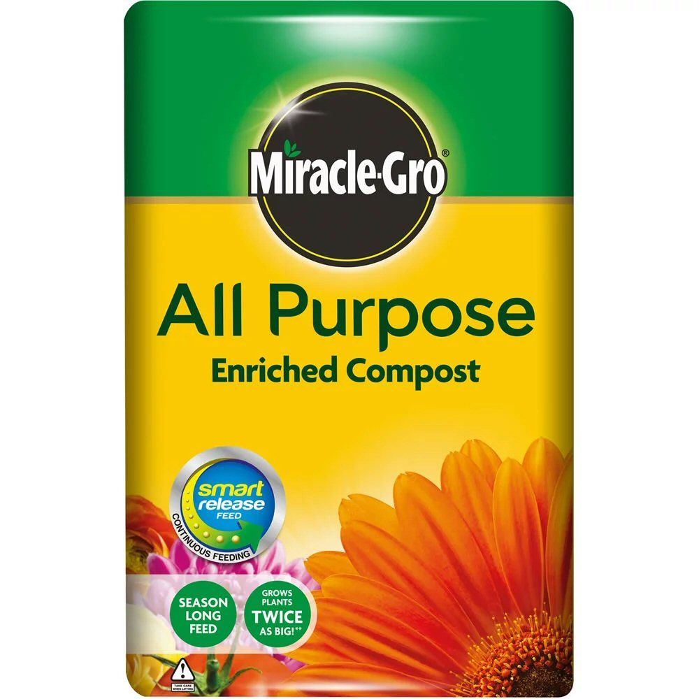 Miracle Gro 40 Litre All Purpose Enriched Compost