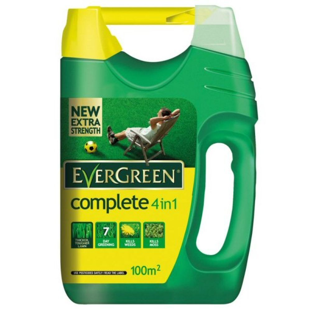 Evergreen Complete 3.5kg 4 in 1 Spreader