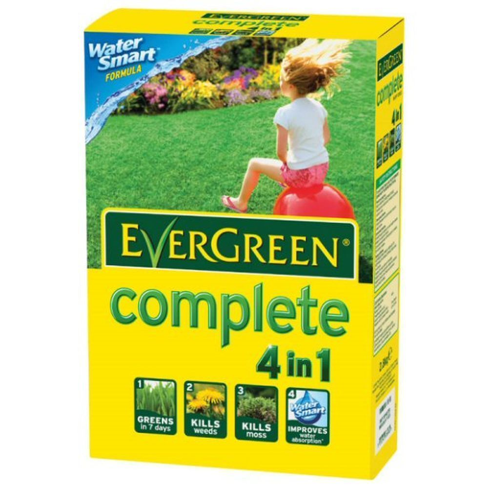 Evergreen Complete 2.8kg 4 in 1 Carton