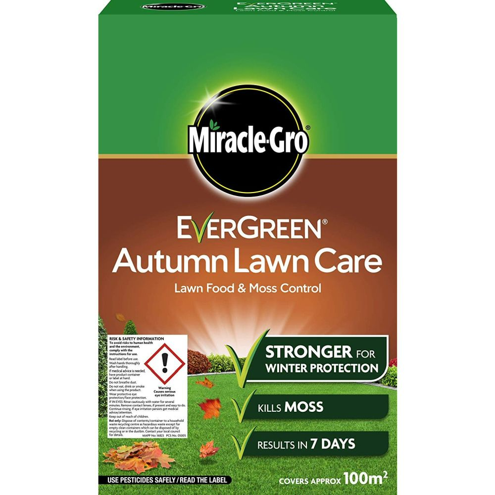 Evergreen 3.5kg Autumn Lawn Care Carton